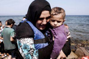 De acuerdo a BBC, el número de menores que han llegado solos también se ha incrementado Foto:AFP. Imagen Por: