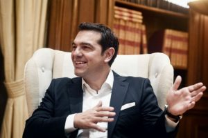 Que en enero de 2015, fue electo como Primer Ministro de Grecia Foto:AFP. Imagen Por: