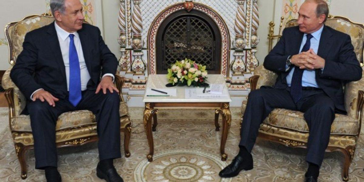 Israel y Rusia crean un mecanismo de coordinación militar en Siria