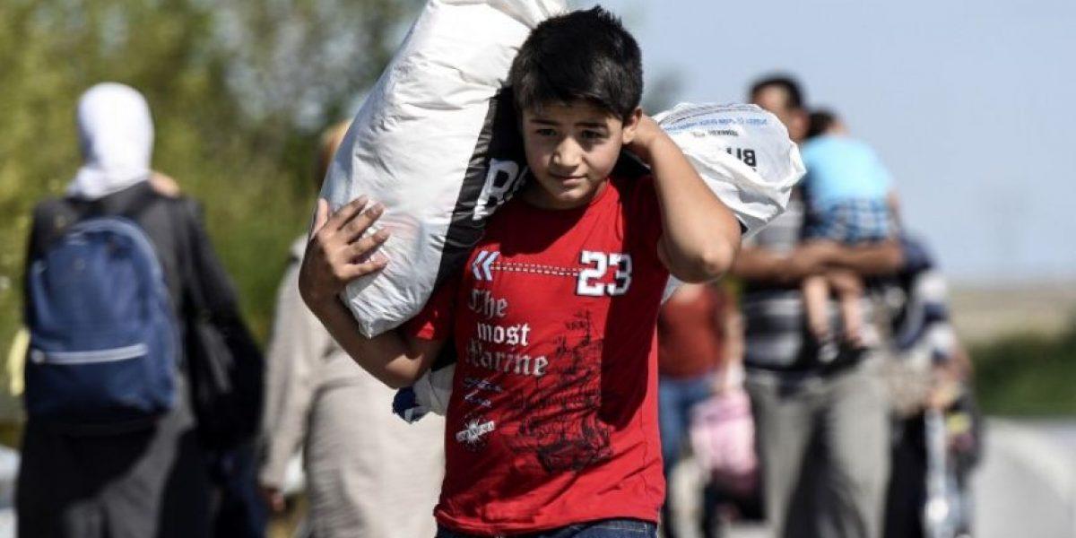 La UE acepta la reubicación de 120.000 refugiados por