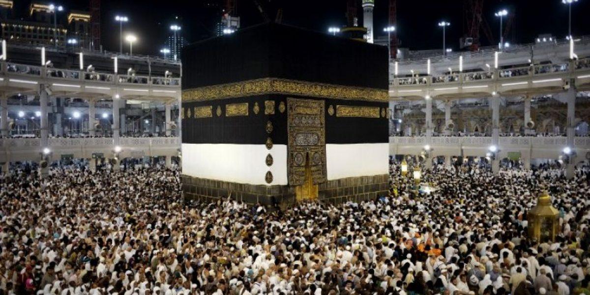 FOTOGALERÍA: empieza la peregrinación anual a La Meca
