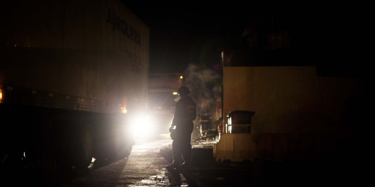 Ataque incendiario en La Araucanía dejó dos inmuebles quemados