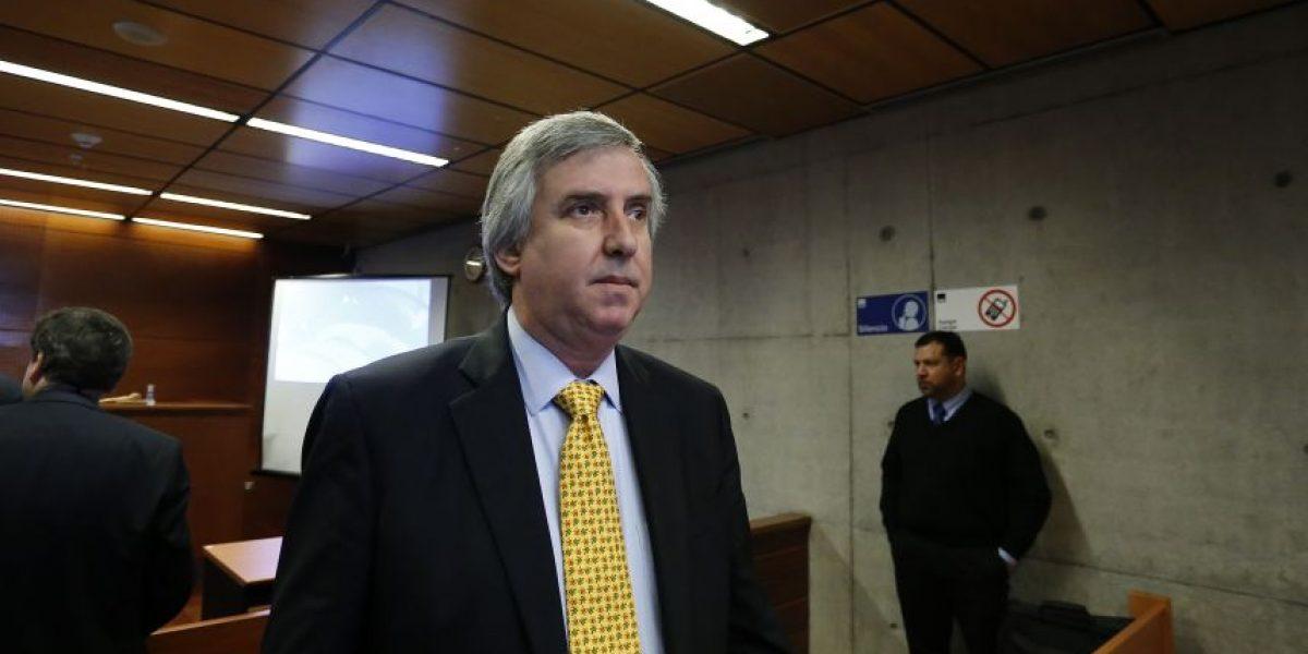 Corte Suprema rechazó recurso de amparo de Claudio Eguiluz en Caso SQM