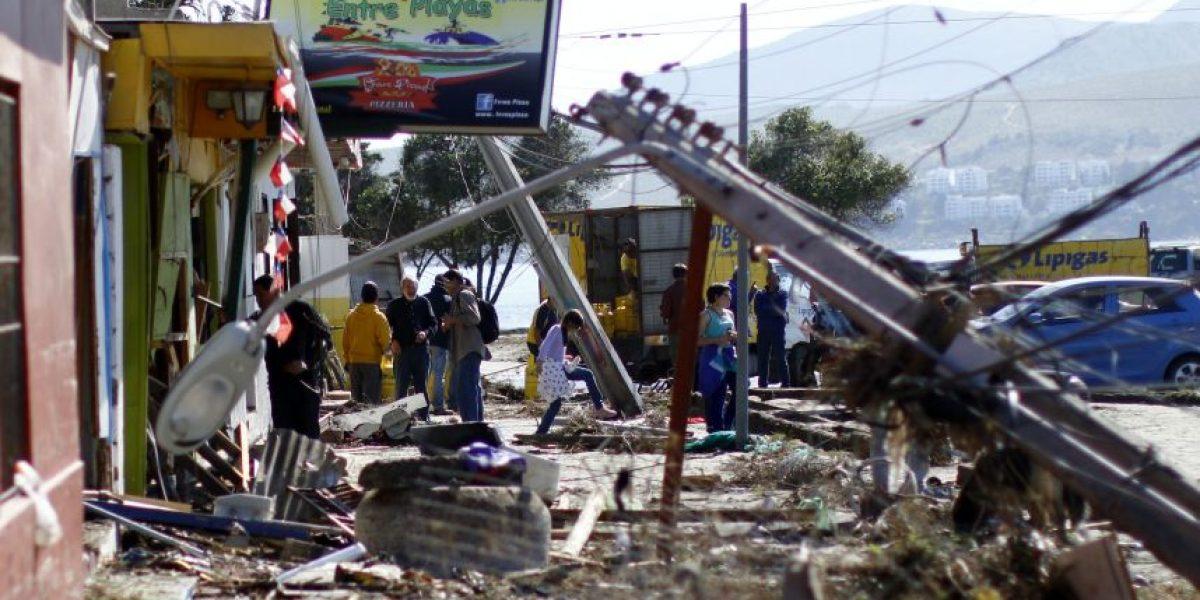 Gobierno confirma desplazamiento de tierra de 80 centímetros tras terremoto
