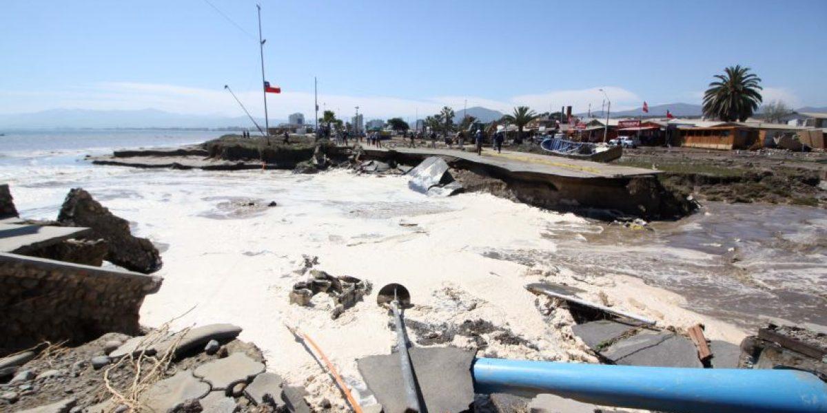 Instalan en Chile prototipos para detectar a tiempo generación de maremotos