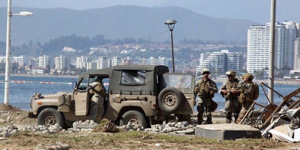 Solicitan decretar zona de catástrofe en toda la IV Región