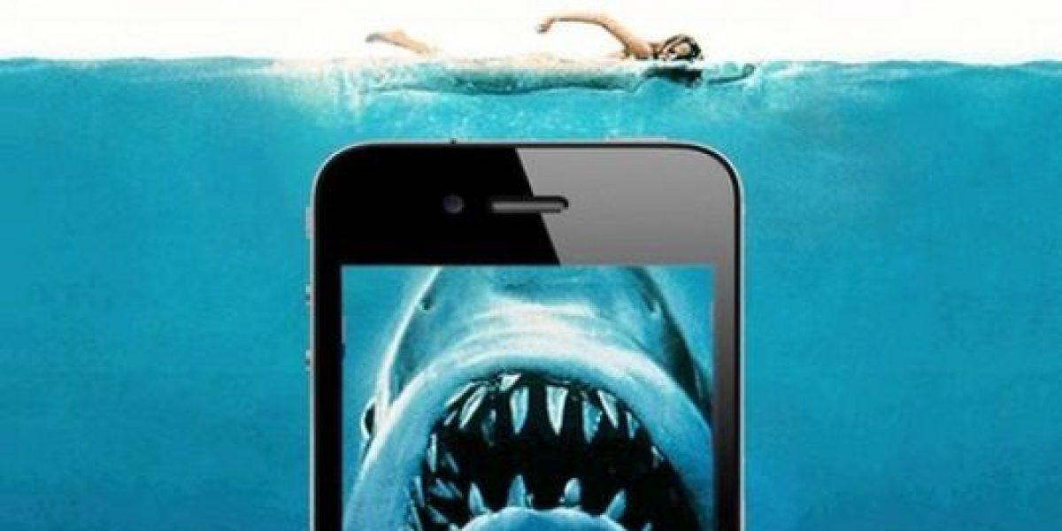 Hay más muertes por selfies que por ataques de tiburón