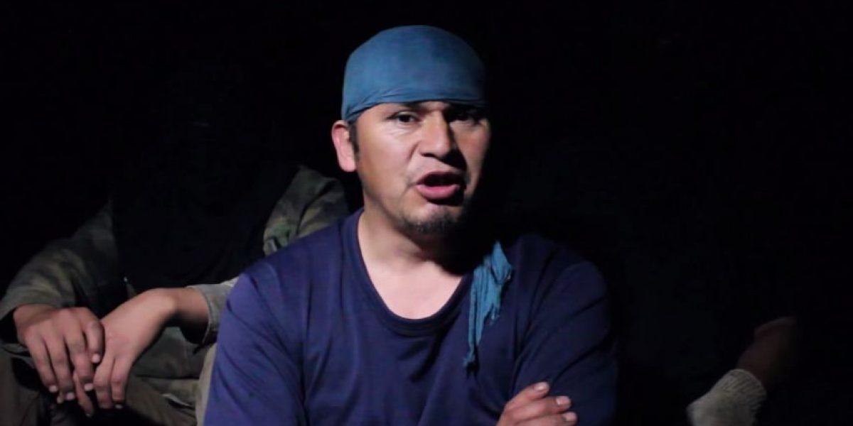 Capturan a Cristián Levinao, mapuche que grabó video en clandestinidad