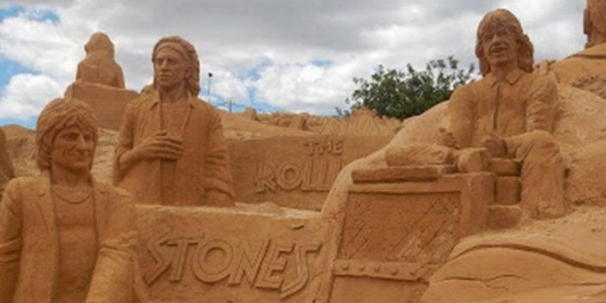 Las mejores fotos del Fiesa: la mayor exposición de esculturas de arena del mundo