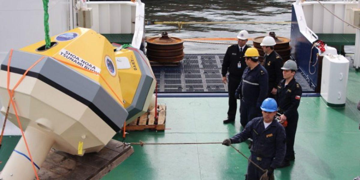 Chile contará con sensores de última generación para la detección de tsunamis
