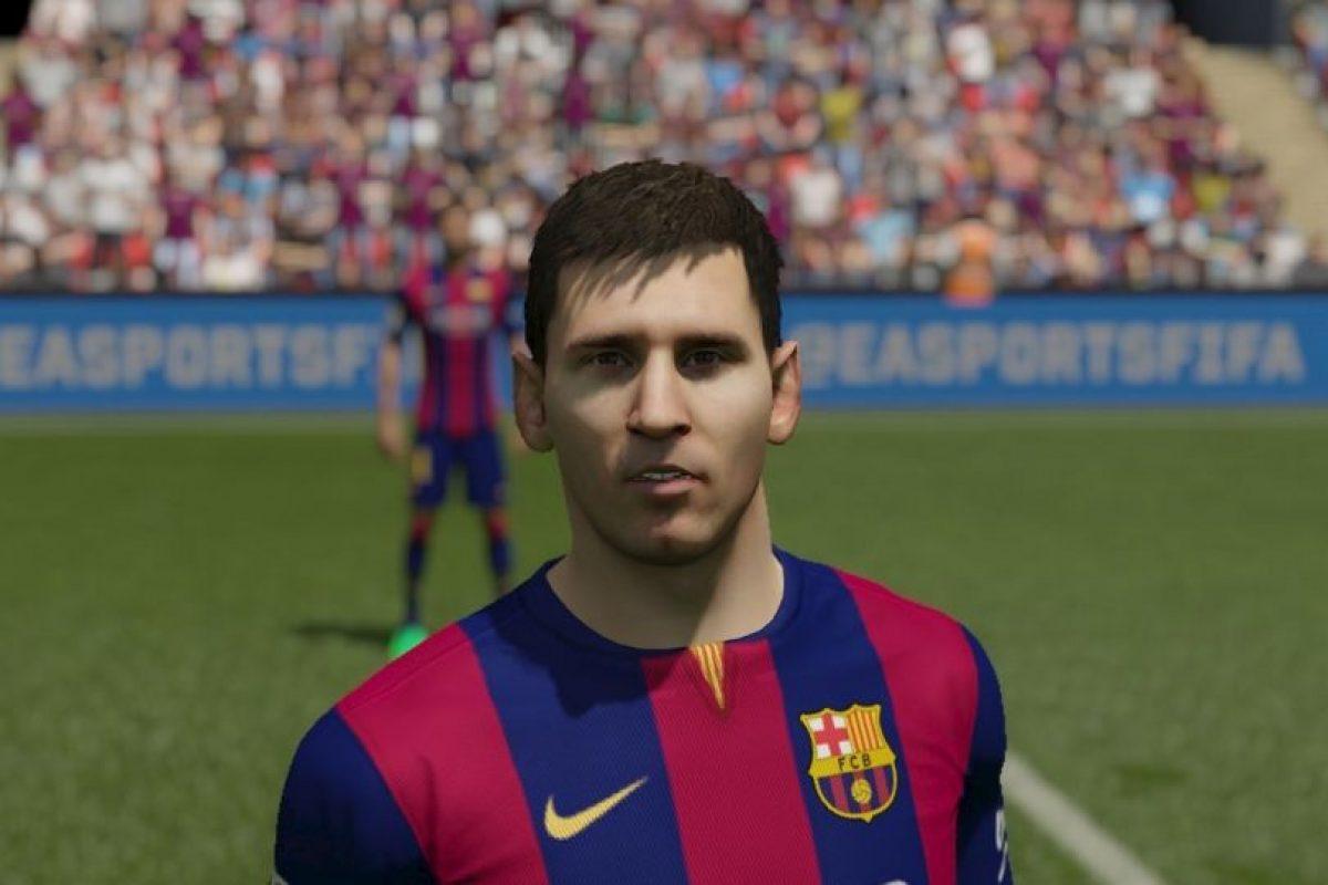 FIFA 15 Foto:Tumblr. Imagen Por:
