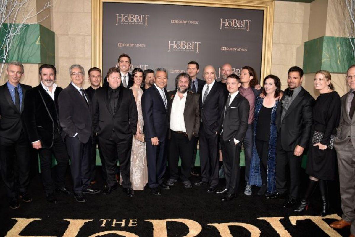 """En 2012 se unió al elenco de la trilogía """"El Hobbit"""" Foto:Getty Images. Imagen Por:"""