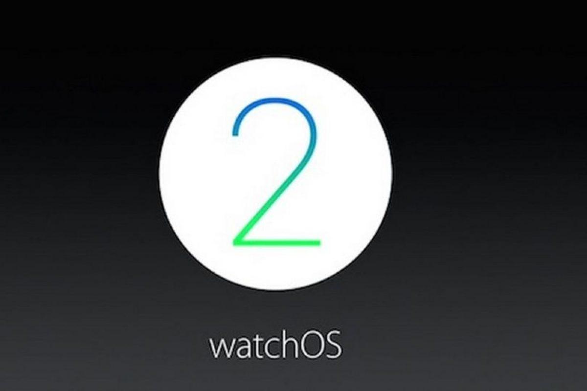 El nuevo sistema operativo para el Apple Watch ya está disponible. Foto:Apple. Imagen Por: