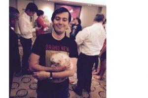 """La fiesta de cachorros de Turing Pharma"" Foto:Twitter.com. Imagen Por:"