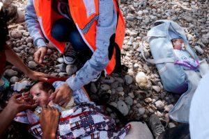 Su hermano gemelo fue puesto en una maleta Foto:AFP. Imagen Por: