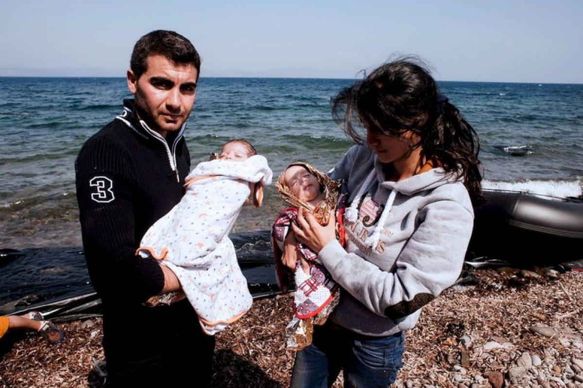 Ellos son los padres del menor Foto:AFP. Imagen Por: