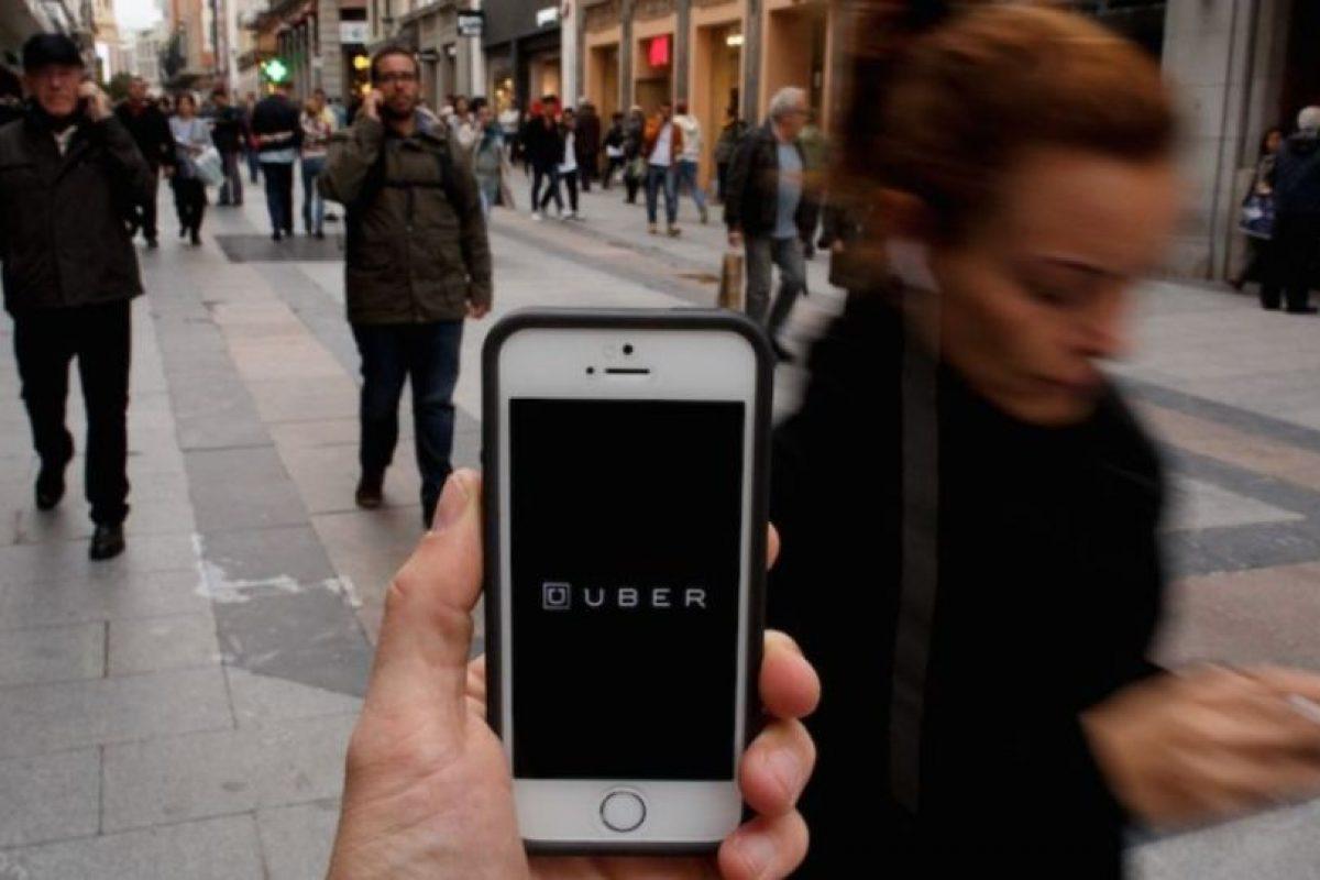 7- Porque es una aplicación que da seguridad a los usuarios. Foto:Getty Images. Imagen Por: