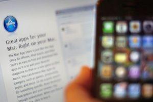 La tienda de aplicaciones de Apple ha protagonizado varias polémicas a lo largo de su historia. Foto:Getty Images. Imagen Por: