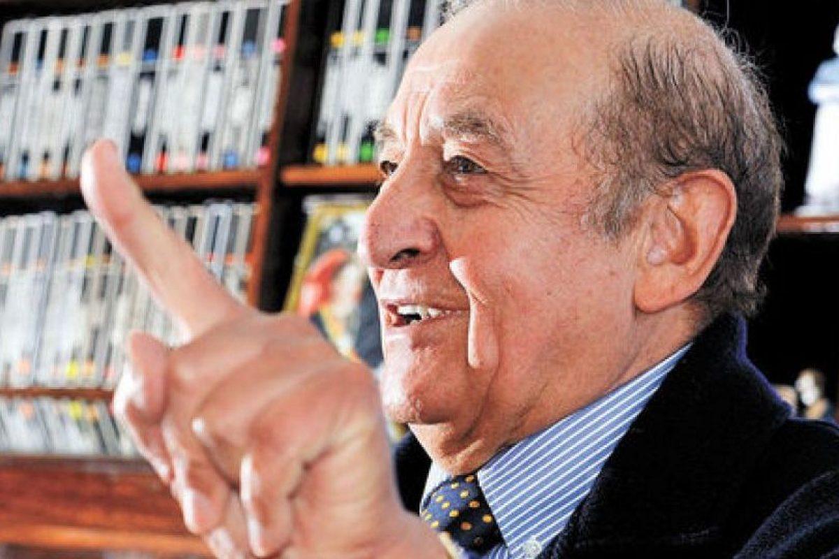 Carlos Antonio Carrasco, ex embajador de Boliva Foto:Gentileza. Imagen Por: