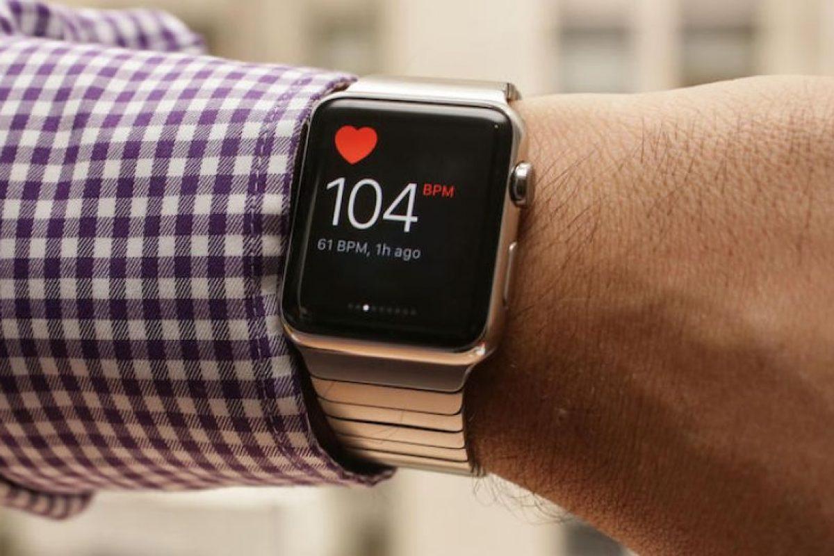 El reloj inteligente de Apple salvó la vida de un hombre Foto:Apple. Imagen Por: