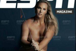 Atleta argentina especializada en lanzamiento de martillo Foto:ESPN. Imagen Por: