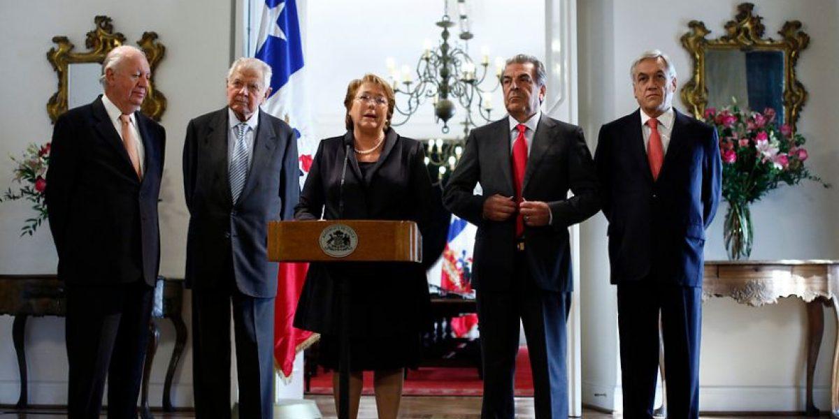 Previa de La Haya: Bachelet se reunirá con ex presidentes