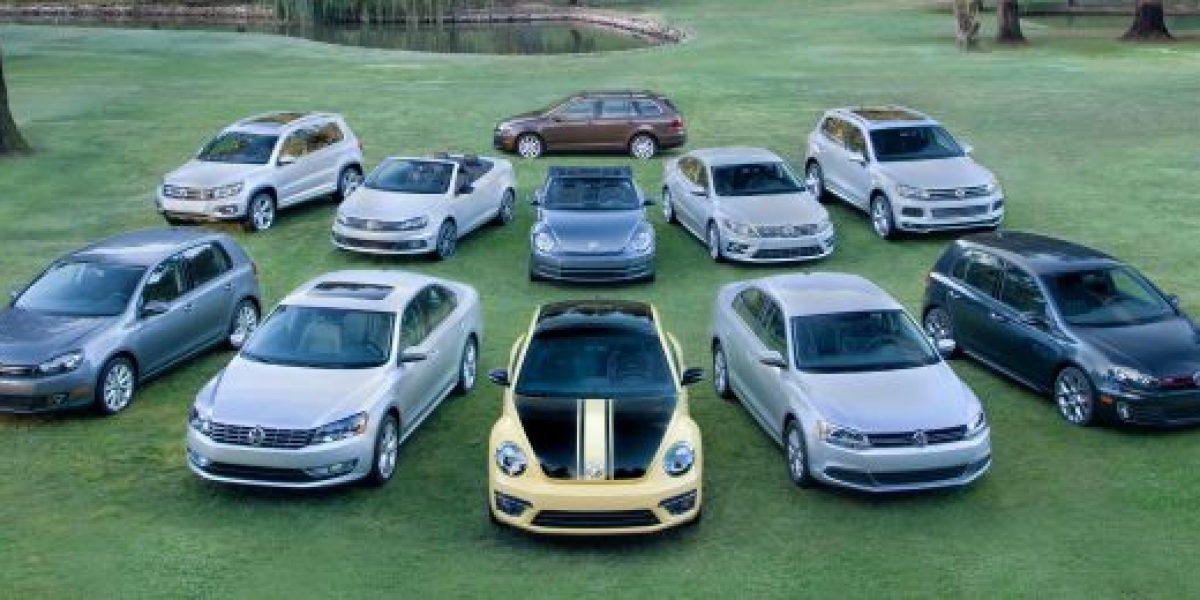 Volkswagen reconoce manipulación de emisiones contaminantes en 11 millones de automóviles
