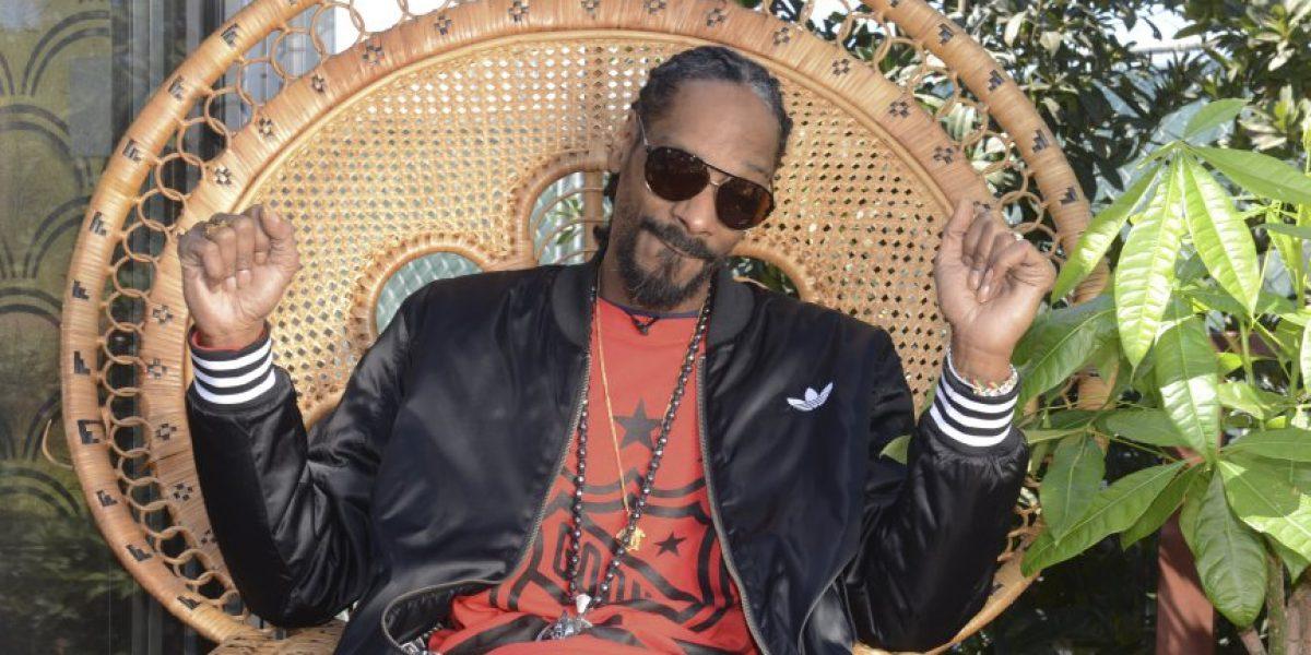 ¿Amor por la marihuana? Snoop Dogg trabaja en enciclopedia de la canabbis