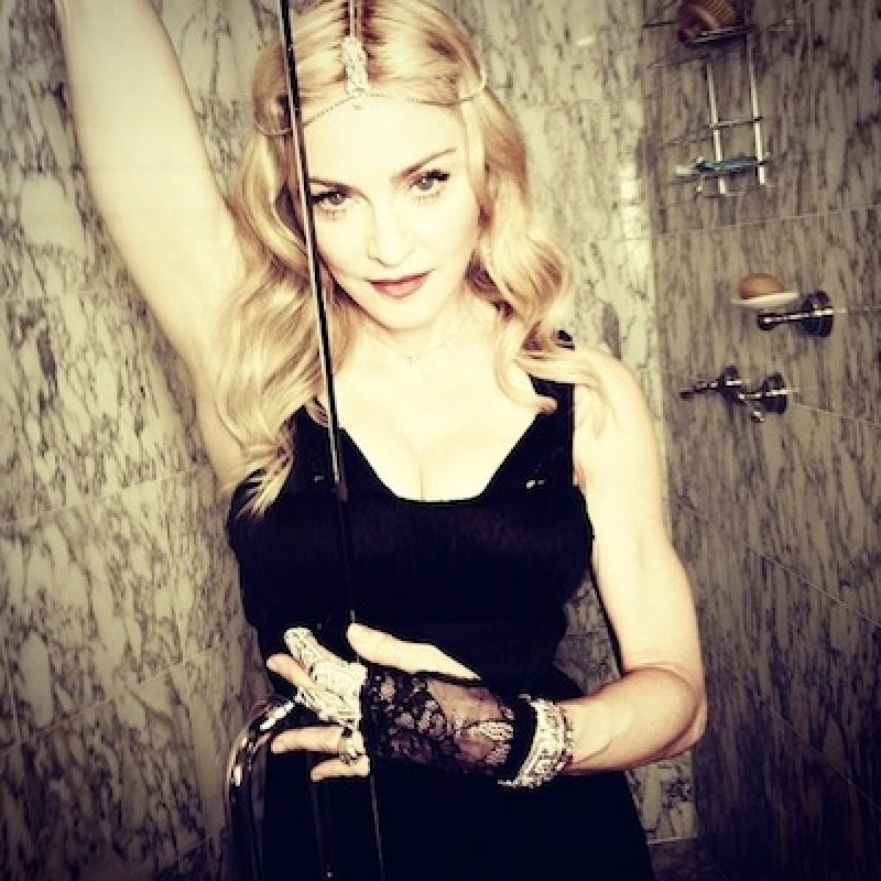 . Imagen Por: Instagram/Madonna