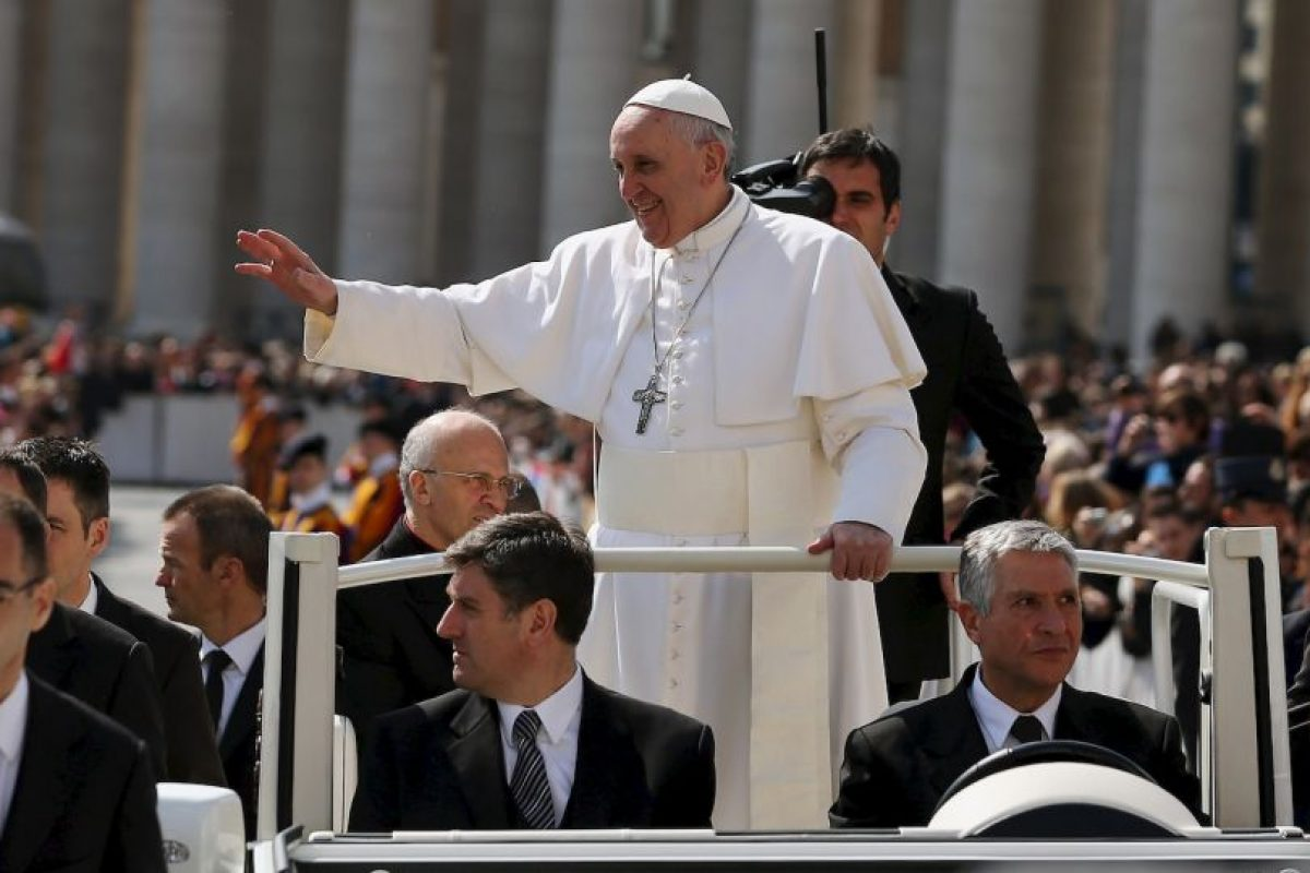 Su visita terminara el el domingo 27 de septiembre Foto:Getty Images. Imagen Por: