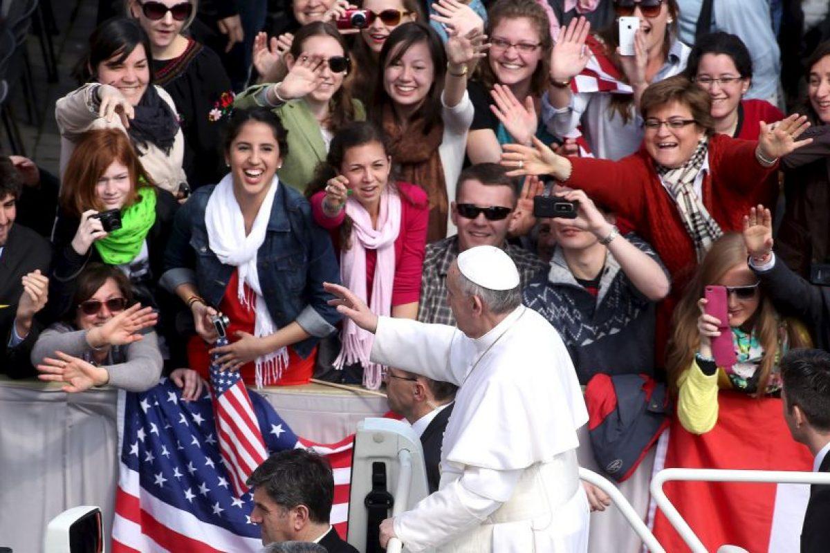 Por lo que el Secreto ha estado planificando como resguardar la seguridad del pontífice Foto:Getty Images. Imagen Por: