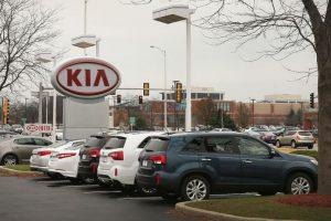 2. Hyundai y KIA Foto:Getty Images. Imagen Por: