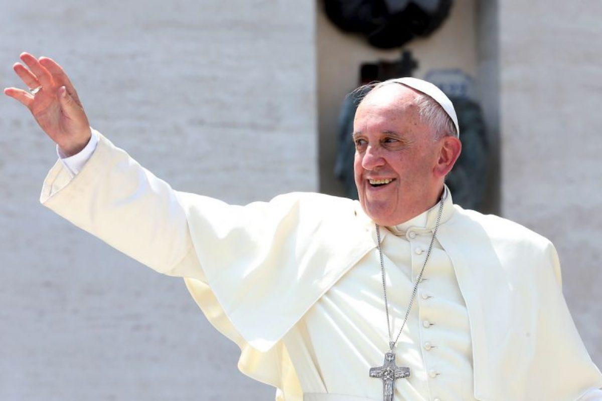 El Papa Francisco llega este martes a Washington Foto:Getty Images. Imagen Por: