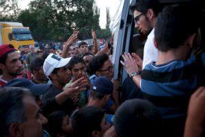 Los Estados Miembros han decidido restablecer a 120 mil refugiados. Foto:Getty Images. Imagen Por: