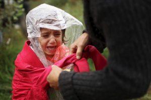 Cuatro países de Europa Central se oponen a las cuotas obligatorias para recibir migrantes. Foto:Getty Images. Imagen Por: