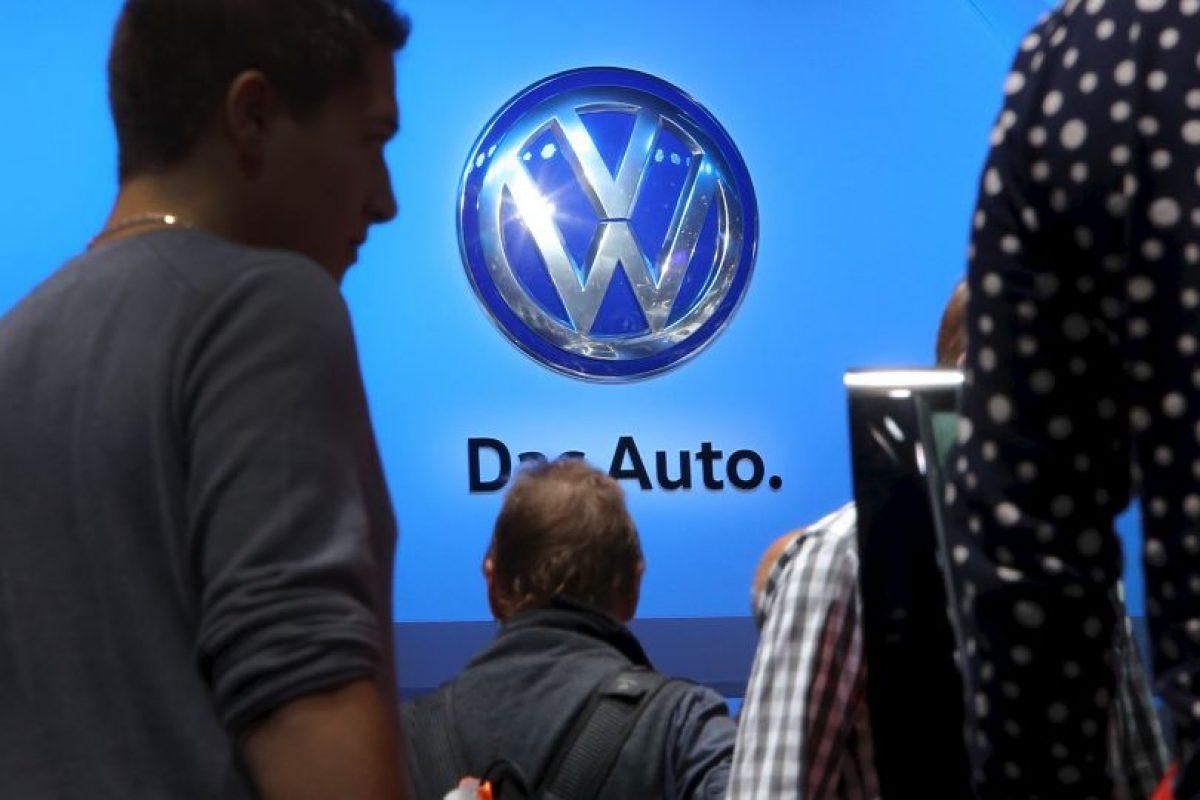 Volkswagen fue acusada por la Agencia de Protección Ambiental de Estados Unidos de haber manipulado cerca de 11 millones de automóviles Foto:Getty Images. Imagen Por: