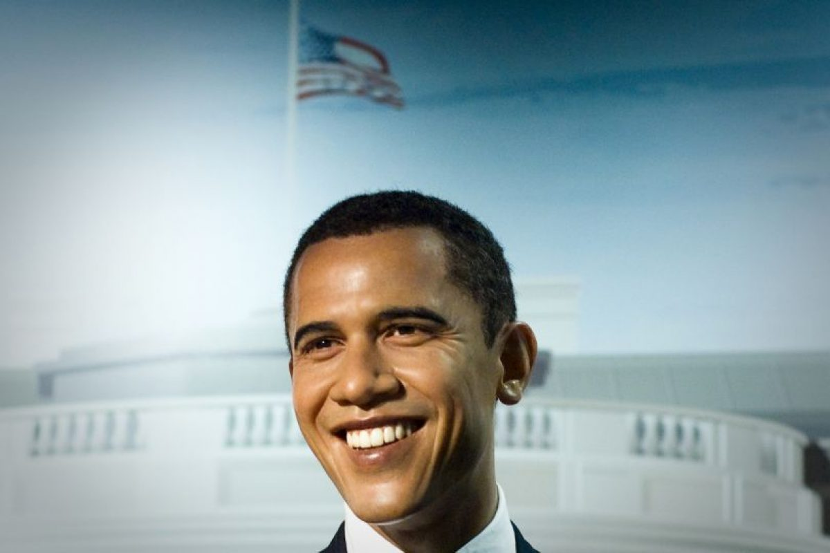 Así se presentó a Barack Obama en el museo de cera Madame Tussauds. Foto:Getty Images. Imagen Por: