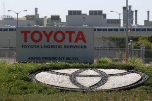 1. Toyota Foto:Getty Images. Imagen Por: