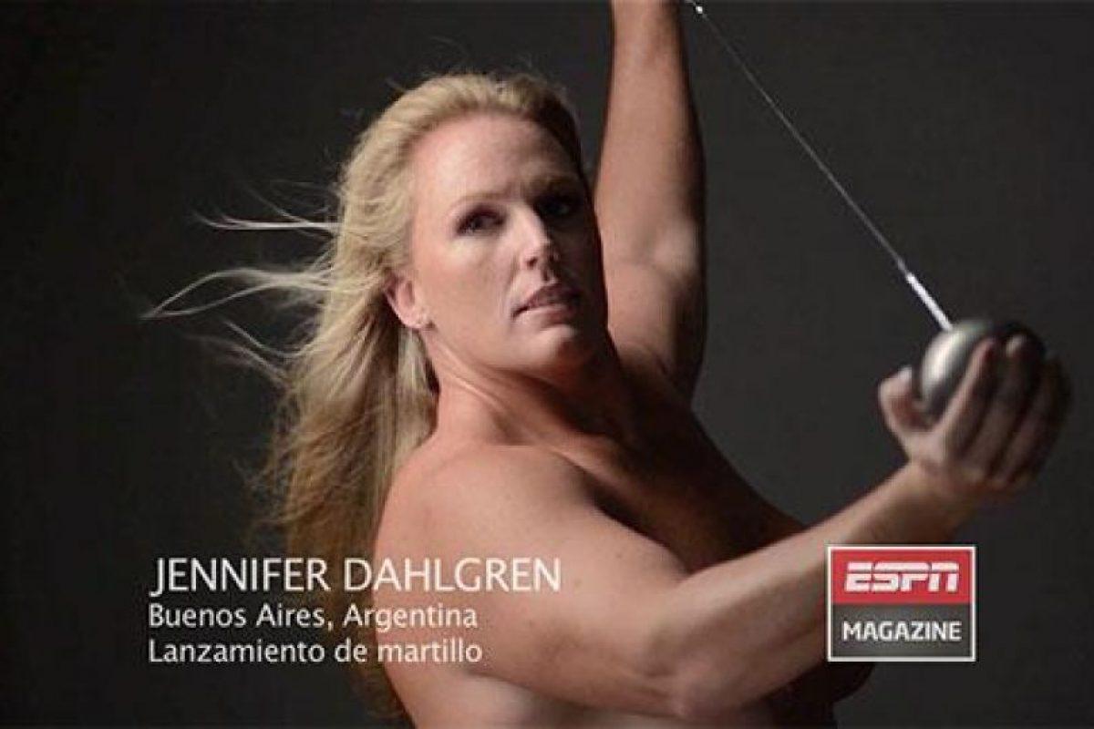 Jennifer Dahlgren Foto:ESPN. Imagen Por: