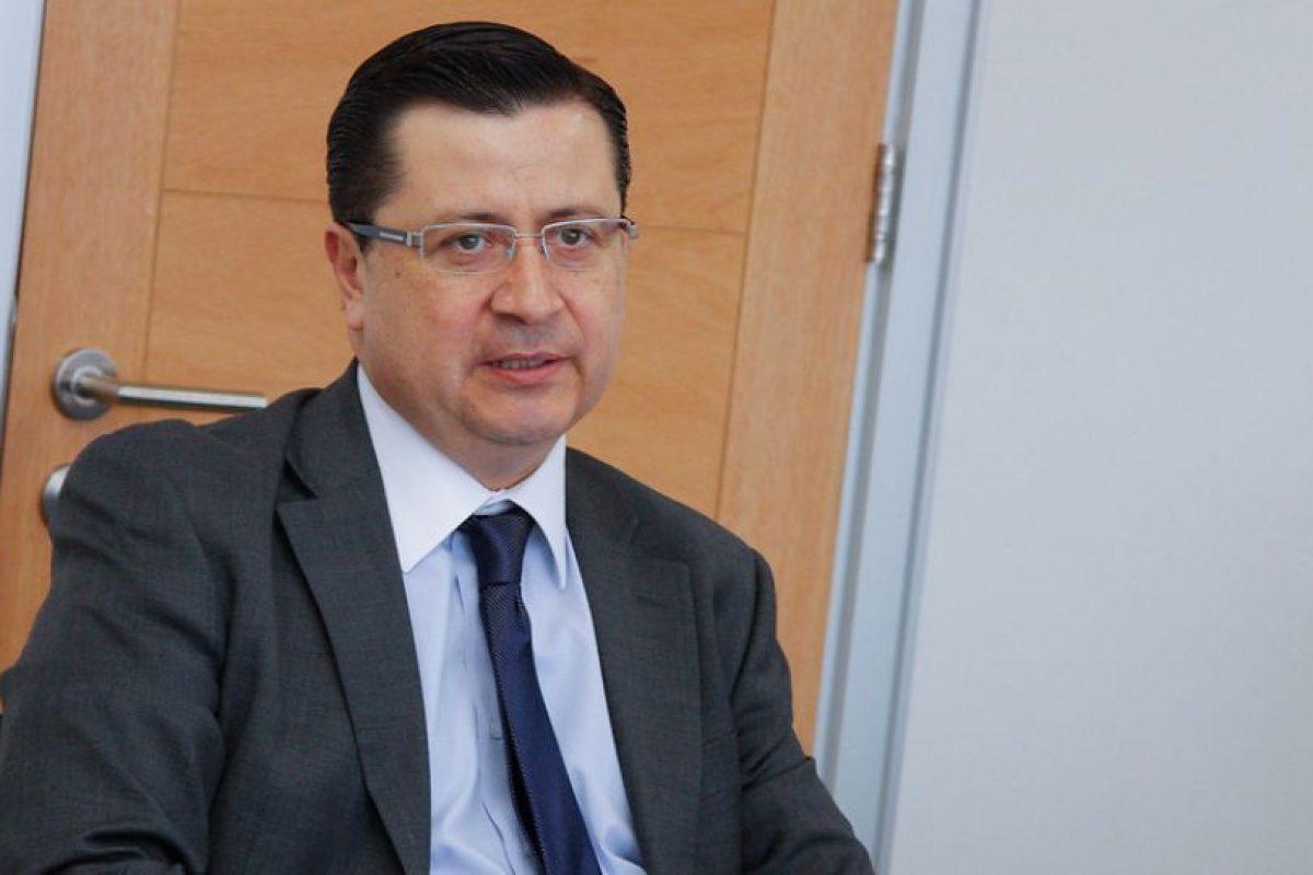 Fiscal regional Luis Toledo Foto:Agencia Uno. Imagen Por: