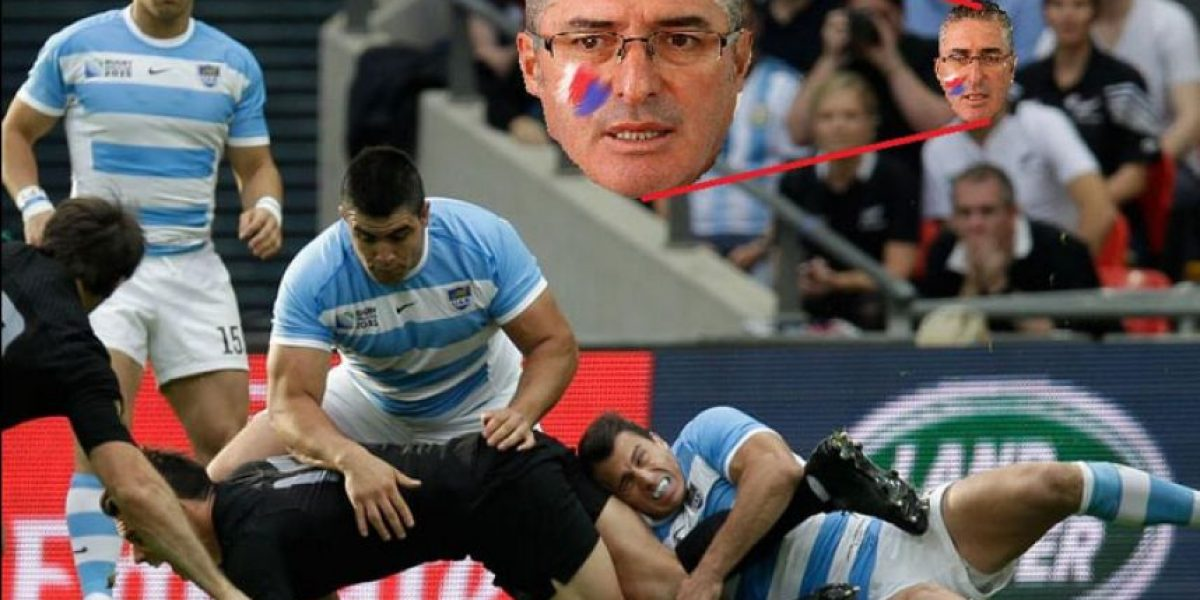 Furia tuitera por viaje de senador Pizarro a Mundial de Rugby deja estos memes