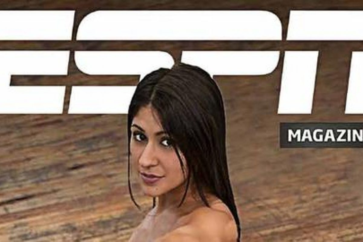 Paola Pliego Foto:ESPN. Imagen Por: