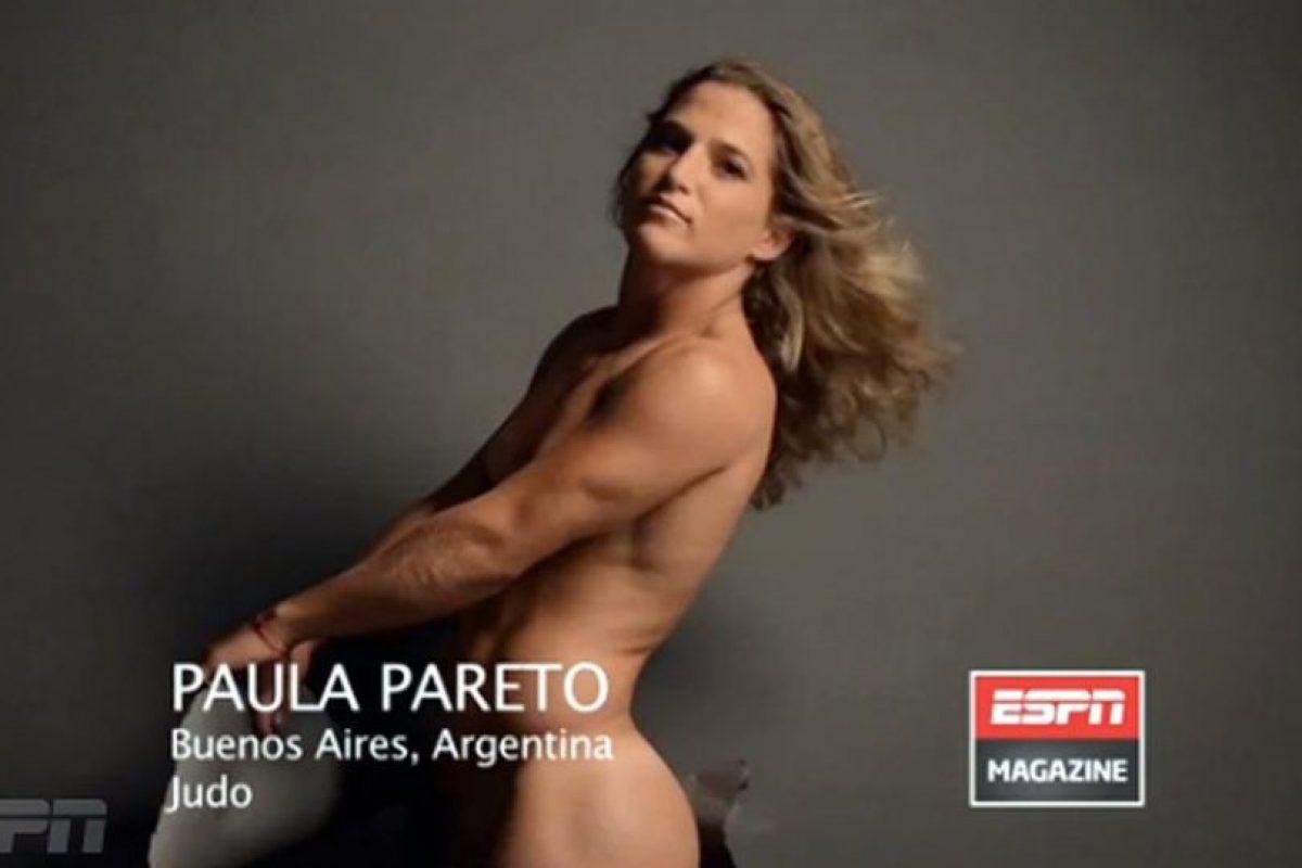 Paula Pareto Foto:ESPN. Imagen Por: