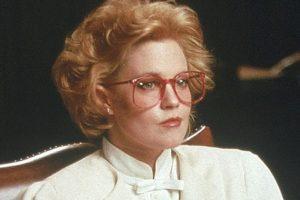 Melanie Griffith era una promesa del cine en los años 80. Foto:vía Getty Images. Imagen Por: