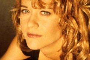 Meg Ryan tiene 53 años. Foto:vía Getty Images. Imagen Por: