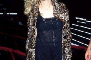 """Fue la diosa del """"grunge"""" en los años 90. Foto:vía Getty Images. Imagen Por:"""