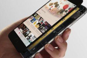 El nuevo iPhone al descubierto Foto:Apple. Imagen Por: