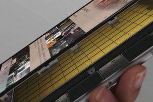 Los sensores capacitivos Foto:Apple. Imagen Por: