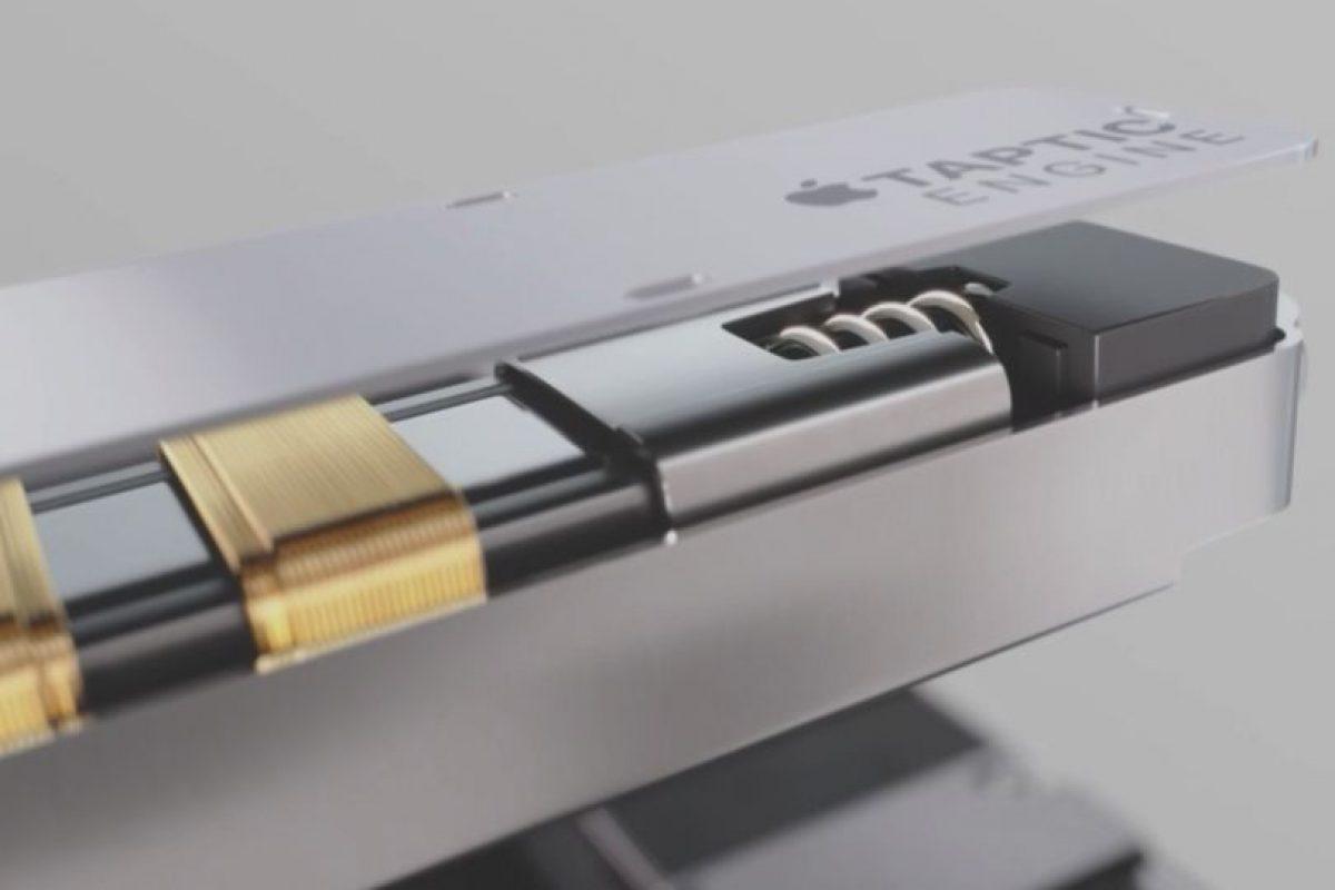 Así funciona el Tapic Engine Foto:Apple. Imagen Por: