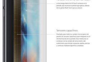 La explicación de la estructura Foto:Apple. Imagen Por: